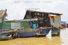 Ciudad flotante, Camboya