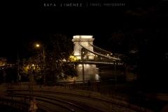 Puente de las cadenas, Budapest