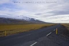 Carretera de la península de Snæfellsnes