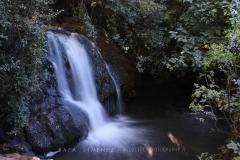Cascada del Hueznar en primavera